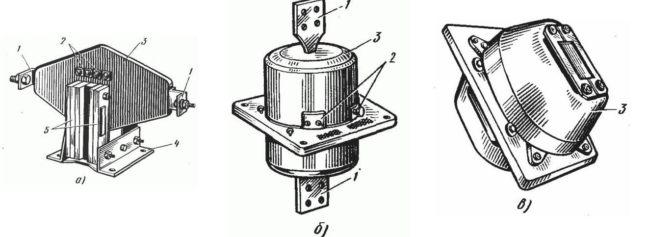 Трансформаторы тока на напряжение 10 кВ с литой изоляцией